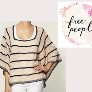 Free People Size Medium La Bonita Poncho
